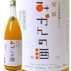 愛媛 栄光酒造 みかんの酒 1.8L えひめ果樹楽園