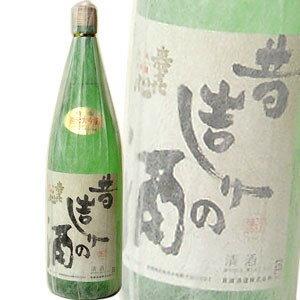 寿喜心 純米大吟醸 昔造りの酒 1.8Lの商品画像