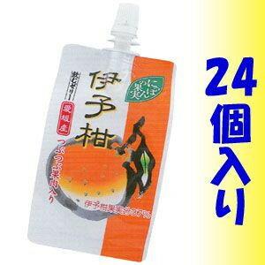 にっぽんの果実 飲むゼリー 伊予柑 150g×24個