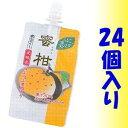 にっぽんの果実 飲むゼリー 蜜柑 180g×24個