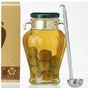 小鼓 プラムトニック梅申 高貴なアンフォラボトルの梅酒1500ml 西山酒造場