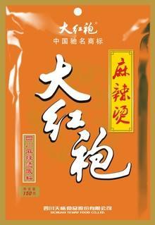 大紅袍四川 麻辣湯底料 鍋の素 辛口中華スープの素 150g