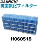 ダイニチハイブリッド式加湿器抗菌気化フィルターH060509