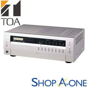 TOAトーア卓上型アンプ30W5局ラジオ付TA-2030R