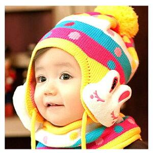 ニット帽子、ビニー、ニットキャップ、子供帽子、幼児帽子、子供服、キッズ、ベビー 【レビュ...