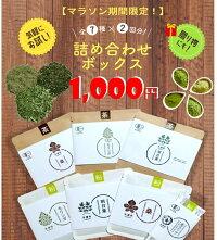 永源寺organic詰め合わせBOX