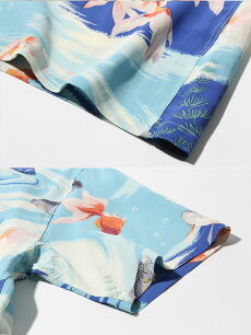 サンサーフ,オープンシャツ,アロハシャツ,SS38027