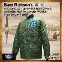 �Х��ꥯ����,BuzzRickson's,������CWU-9/P�饤�ʡ�,BR13044