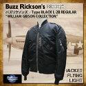 BuzzRickson's,�Х��ꥯ����,WILLIAMGIBSON,�����ꥢ�८�֥���,TypeBLACKL-2B,BR13127