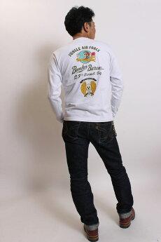 バズリクソンズ,東洋エンタープライズ,ロングスリーブTシャツ,長袖,BR68387