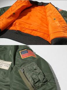 BuzzRickson's,バズリクソンズ,フライトジャケット,MA-1,BR14435