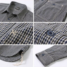 エイトジー,EIGHT-G,チェックシャツ,ネルシャツ,長袖,8ls-51