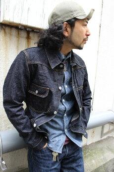 EIGHT-G,エイトジー,男デニム第二弾Gジャン,2ndモデル,8jk-02