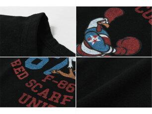 エイトジー,EIGHT-G,Tシャツ,ミリタリー,ファイティングコックス,半袖,8ST-33