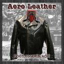 エアロレザー AERO LEATHER レザージャケット 革ジャン 革 メンズ Bootlegger Heavy Front Quarter Horsehide [送料無料]