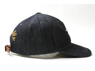 トイズマッコイ,コットンキャップ,アメカジ,帽子,デニム,tma2114