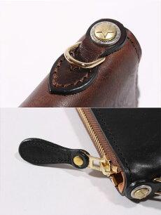 ケイシイズレザークラフト,財布,二つ折り財布,ウォレット,KMB023