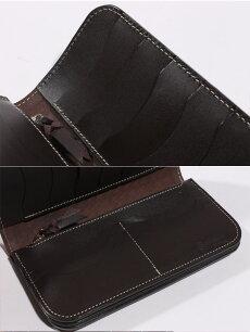 ケイシイズレザークラフト,財布,長財布,ロング,ウォレット,KNW060