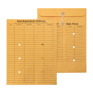 ULINE / Inter-Department Envelopes 封筒10枚セット