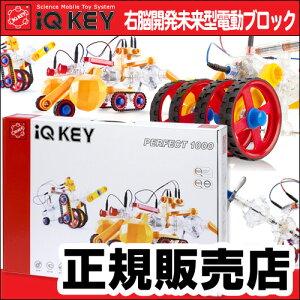専用ケースプレゼント+ポイント10倍+クーポン2000円分進呈 IQ KEY PERFECT 電動ブロック IQ-K...