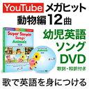幼児英語 DVD Super Simple Songs Animals DVD 動物編 英語教材 知育玩具 知育 おもちゃ 幼児 子供 小学生 英語 歌