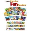 英語 絵本 Phonics Fun Readers Full Set 25冊 CD付 購入者特典GoomiesDVD フォニックス・ファン・リーダーズ フルセット 子供 幼児 英語教材 児童 英語絵本 英会話教材 子ども
