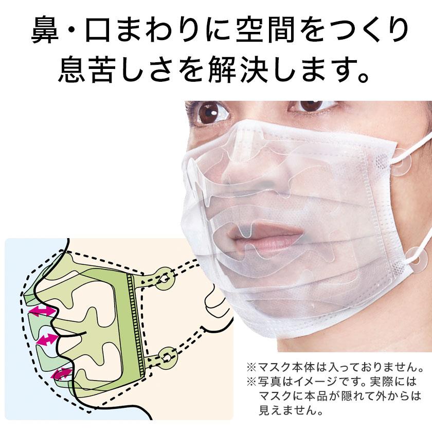 100 均 フレーム マスク マスクの息苦しさから解放されるマスクフレームを100均で購入!