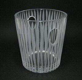 サルビアティ・ヴェネチアン グラッフィアティ アイスペール H15cm:輸入洋食器店アイン