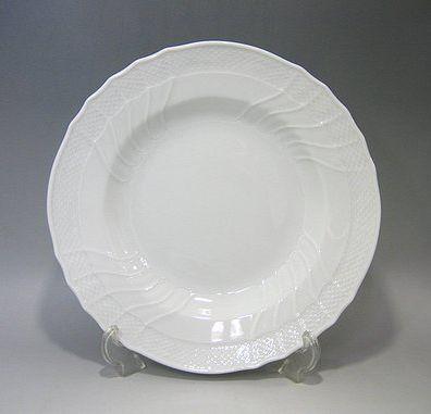 リチャードジノリ・ベッキオホワイト 24cmスーププレート 0180