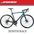 【2017年モデル】JAMIS(ジェイミス) XENITH RACE(ゼニス レース):48size【ディスクロード】【プロの整備士による整備組付済】