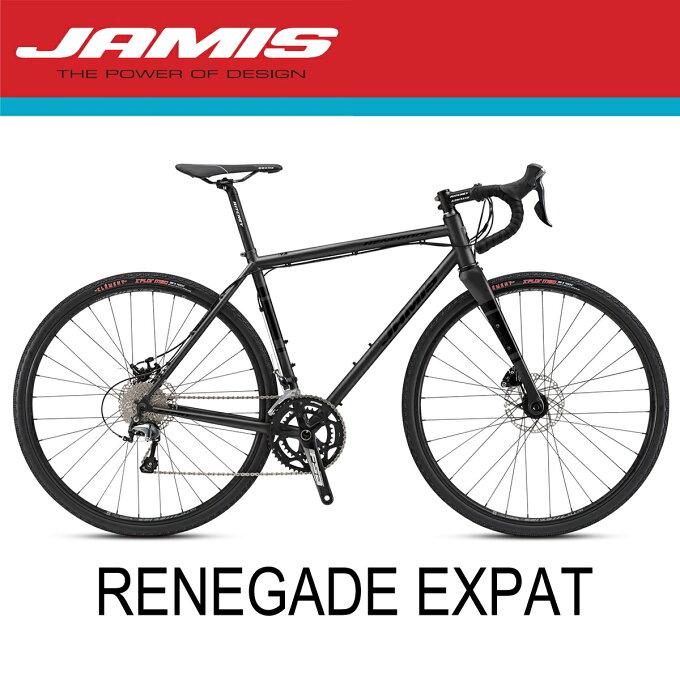 【2018年】JAMIS(ジェイミス) RENEGADE EXPAT(レネゲード エ...