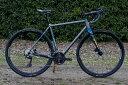【2020年モデル】NINER(ナイナー) RLT9 STEEL【プロの整備士による整備組付済】【丸太町店(スポーツ専門)展示中】シクロクロスバイク