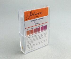アズワン AS ONE pH試験紙5.2- 6.7 (1-1746-06)