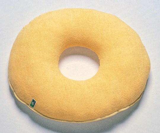 アズワン・ナビス デラックス円座 1030 φ360×φ100 (0-567-01) /肌ざわりの良いパイル地と弾力のあるポリエステル綿を使用しています/