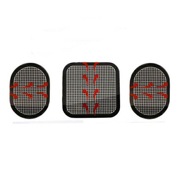 SLENDERTONE スレンダートーンエボリューション 対応交換ジェルパッド3枚x5セット/EMS用交換パッド合計15枚 社外品 送料無料