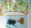 歩き遍路の方用に歩く遍路詳細地図も記載されています。四国八十八ヶ所 詳細地図帖