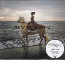 MISIA(ミーシャ)『NEWMORNING』 初回 盤 CD+DVD