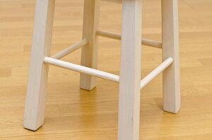 イス・チェアスツール(背もたれなし)木製ハープスツール椅子木製スツール高さ45cm送料無料楽天通販【RCP】ミッドセンチュリーモダン北欧ナチュラルシンプル【as】10P01Mar15
