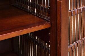 キャビネット45幅アジアンバンブー和モダンアジアン家具送料無料楽天通販【RCP】ミッドセンチュリーモダン北欧ナチュラルシンプル【as】lucky5days