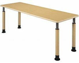 (き)株式会社介援隊昇降テーブル4本固定脚/UFT-4T1860-4L1(284043)