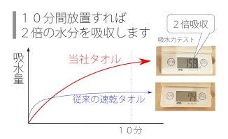 吸水力テスト800ml