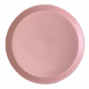 ミート皿 (24.2cm)パールピンクランチプレートとしても