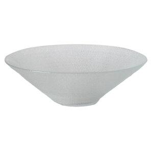 ボール シエロ そうめん鉢 ガラス 21.3cm 業務用 食器涼しげなトロンバボール