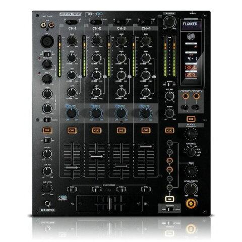 Reloop RMX-80 プロユースデジタル DJミキサー【リループ】【4+1チャンネル】【送料無料】