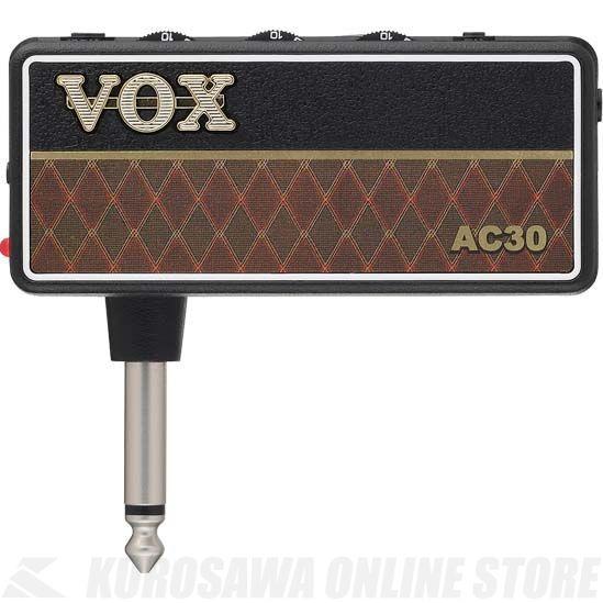 VOXamPlug2AC30 ギター用ヘッドフォンアンプ