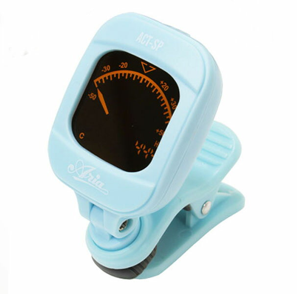 アクセサリー, チューナー Aria ()ACT-SP Tuner LBL(Light Blue)