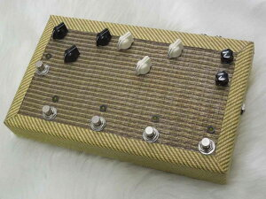 Jam PedalsMV Multi-Pedal Lite【カスタムペイント】【ギター用】【マルチ・エフェクター】【送...