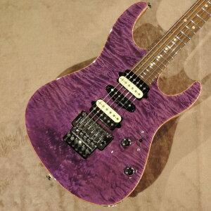 【決算特価】Suhr サーCustom Modern Carved Top Trans Purple【カーブドトップ】【送料無料】