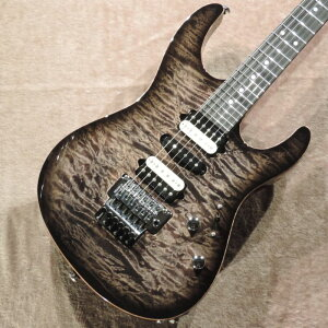 "Suhr サー Modern ""Trans Charcoal Burst""【チョイ傷アウトレット大特価!!】【ハイエンドギター..."