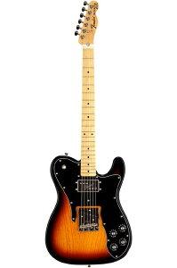【お取り寄せ商品】FenderフェンダーJapanExclusiveSeriesClassic70sTeleCustomMapleFingerboard,3-ColorSunburst【ジャパン・エクスクルーシブ】【テレキャスター・カスタム】【送料無料】